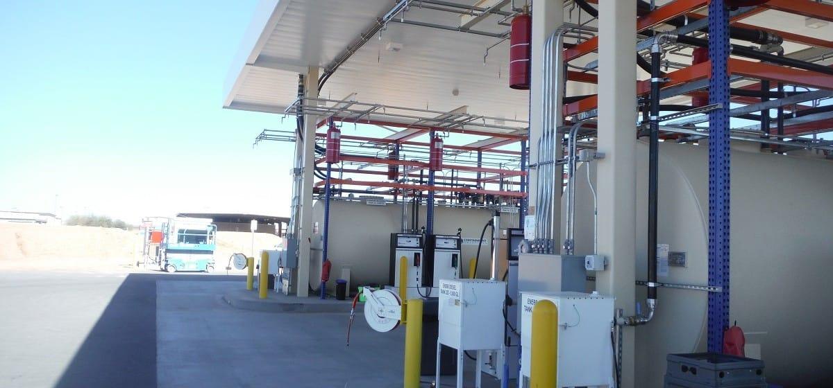 Willmeng   VW Fuel Island Canopy