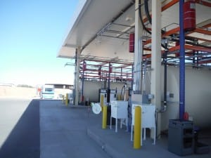 Willmeng | VW Fuel Island Canopy