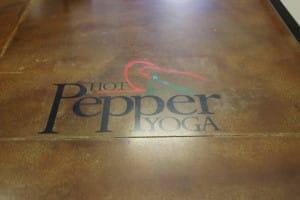 Hot Pepper Yoga