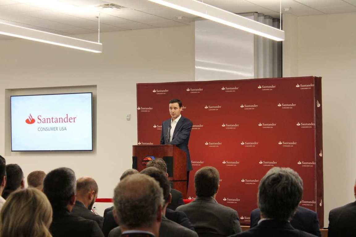 Santander Grand Opening