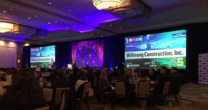 Willmeng #5 Best Place To Work