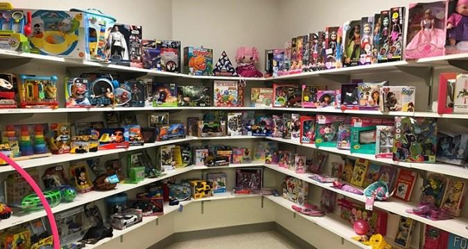 Toy Closet Foundation
