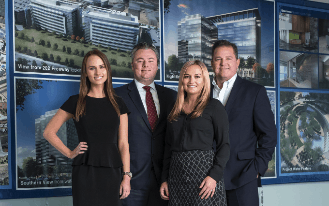 Broker of the month Cushman & Wakefield