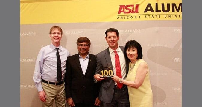 ASU Sun Devil 100 Class of 2018