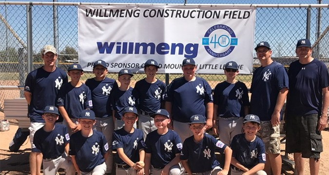 Willmeng Youth Sports - Baseball