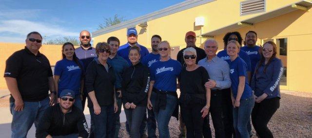 Human Services Campus & Lodestar Day Resource Center Volunteering