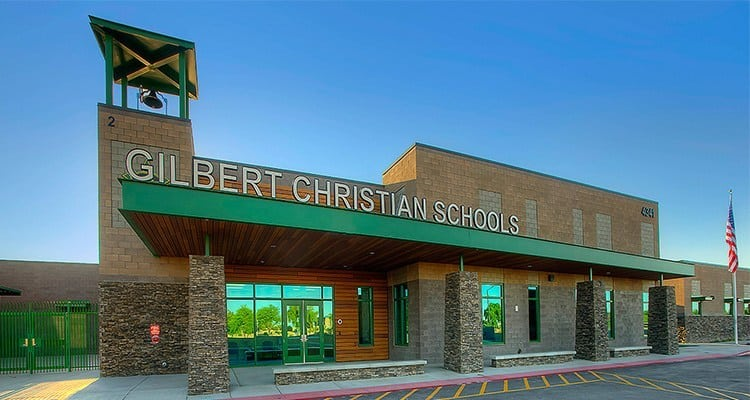 Gilbert Christian School Greenfield Campus – Phase II