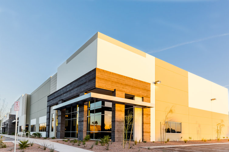 Kyrene 202 Business Park, Phase II