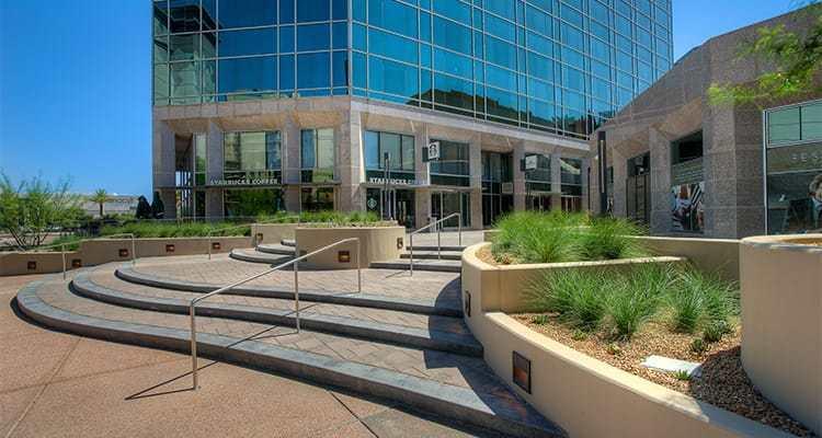 Esplanade Courtyard