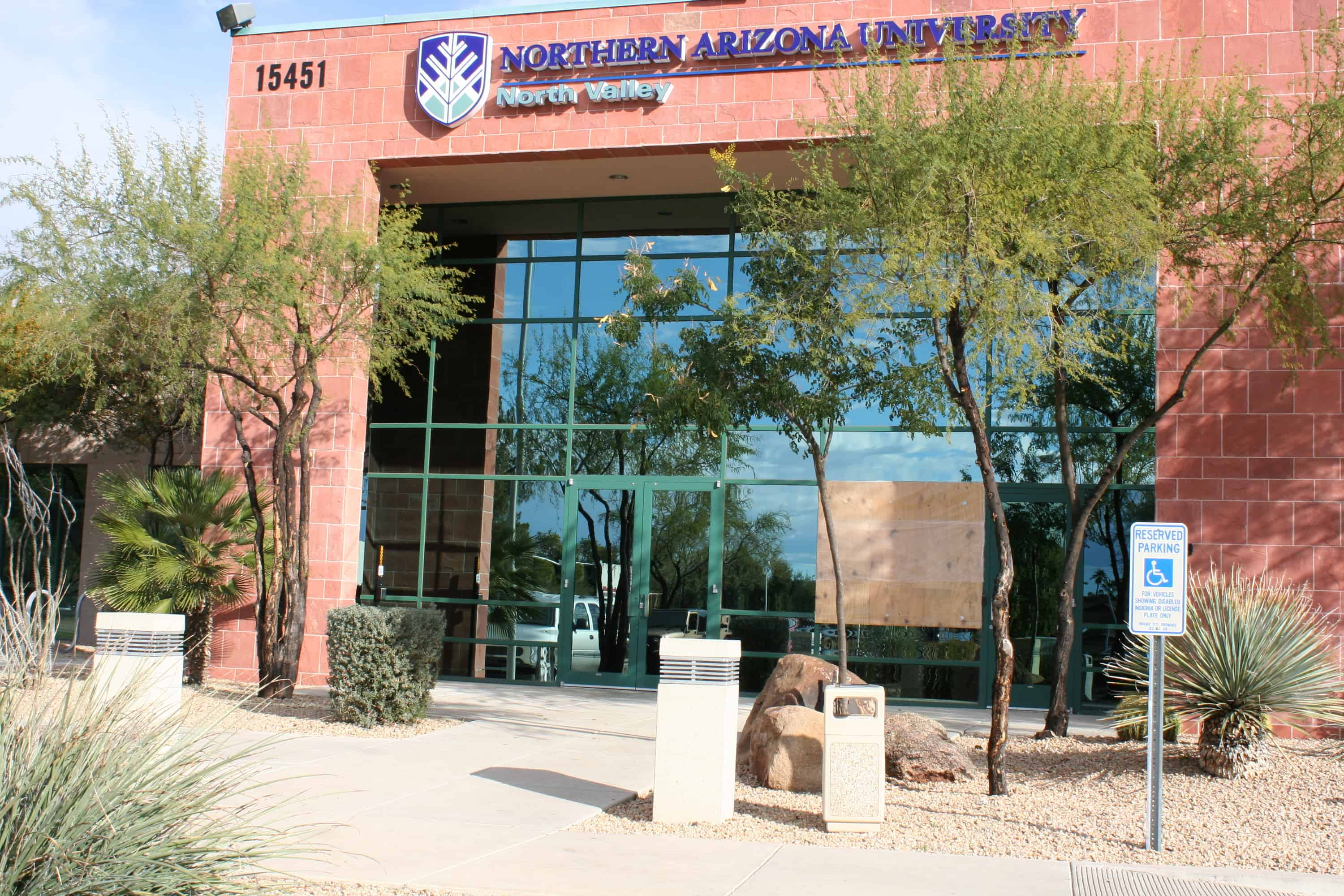 NAU North Valley