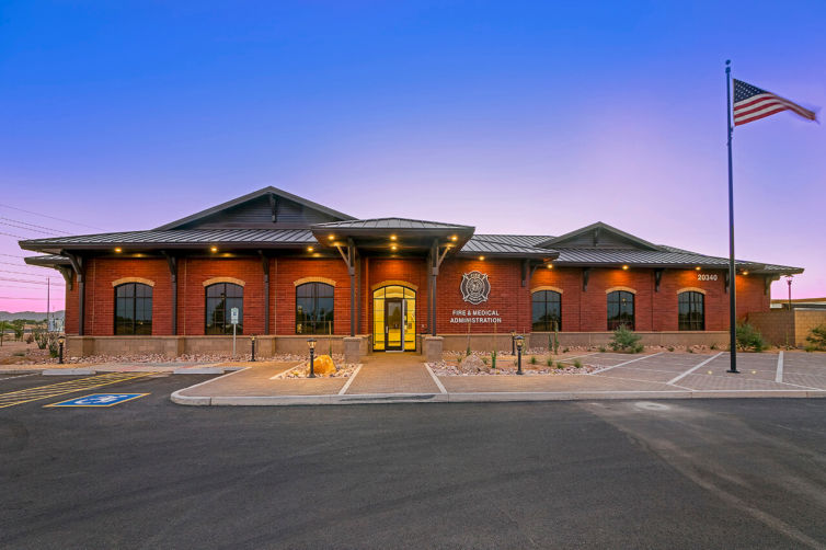 City of Maricopa Fire-Medical Administration Building