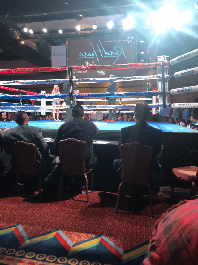 NAIOP Night of the Fights 2019