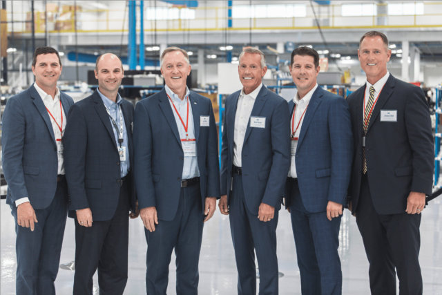 Able Aerospace Group Photo