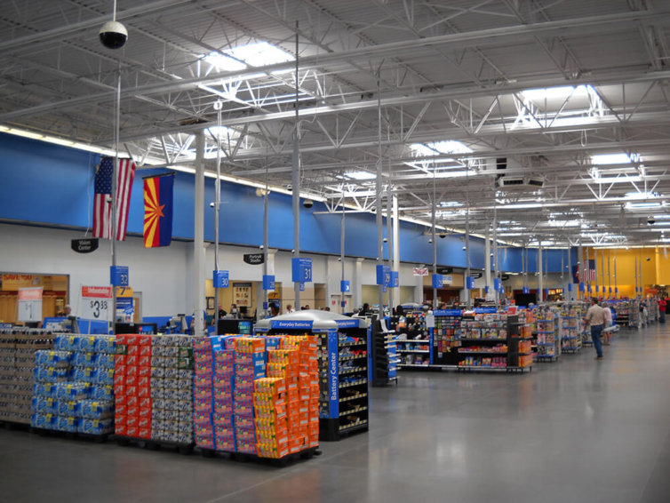 Walmart – Multiple Locations
