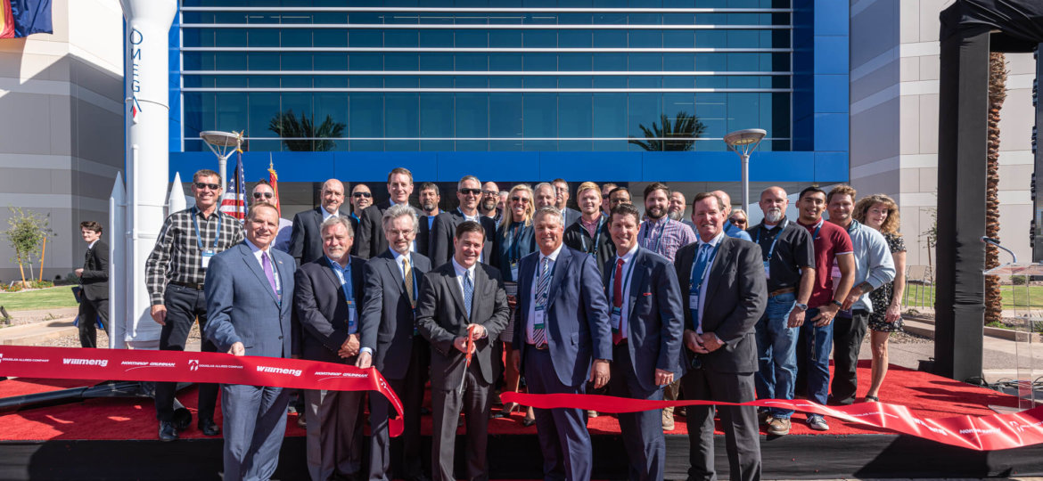 NG Ribbon Cutting