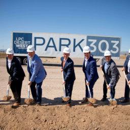 Park303 Groundbreaking